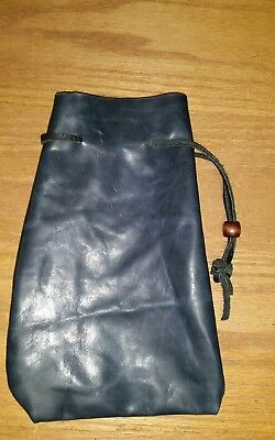 Medieval Leather pouch/bag, Ren. Fair, cosplay, Larp, costume