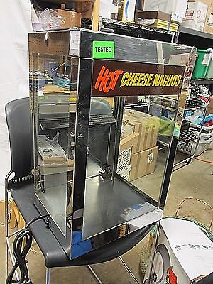 Commercial Countertop Food Warmer Pizza Display Case & Pump  Electric