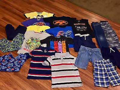 Lot of Toddler Boy Clothes Size 4T/5T