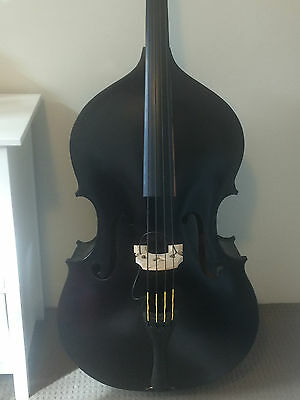 Double Bass Enrico Student Plus Ply – 3/4 , good as new