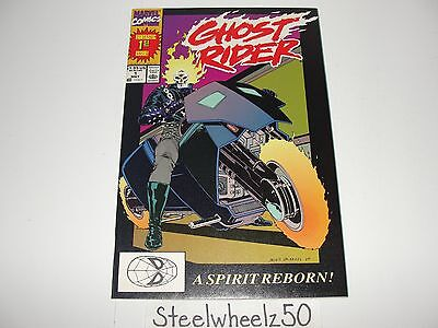Ghost Rider #1 Comic Marvel 1st Appearance Daniel Ketch Danny Deathwatch First