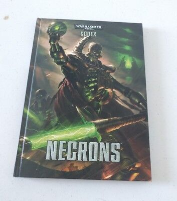 Warhammer 40k Nercons Codex Rulebook