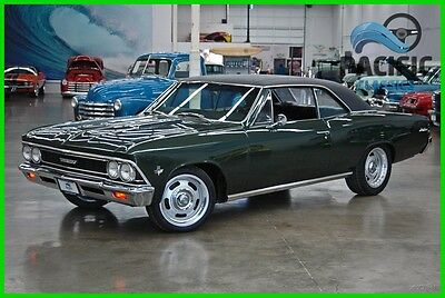 1966 Chevrolet Chevelle  1966 Chevrolet Chevelle 283ci V8 / Powerglide / Big Stereo / Drives Awesome!