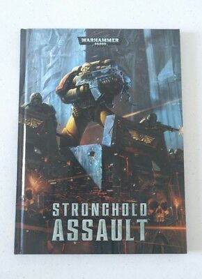 Warhammer 40k Stronghold Assault Rulebook 2013