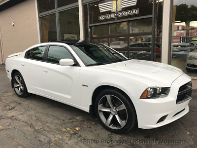 """2014 Dodge Charger 4Dr Sdn RT 100th Anniversary RWD 20"""" Wheels  Navigation  Moonroof  Heated Seats and Steering Wheel  Beats Audio"""