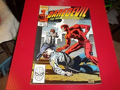 Daredevil The Man Without Mercy   Vol. 1  # 286    1990