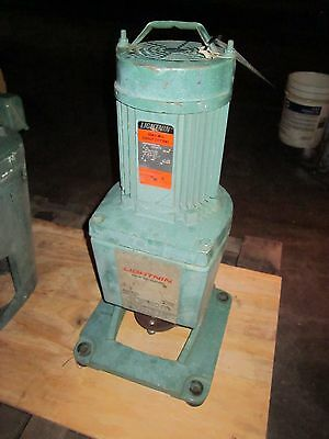 Lightnin Model XJC-174 Mixer  / Agitator / 2.3 HP / 1800-1425 RPM