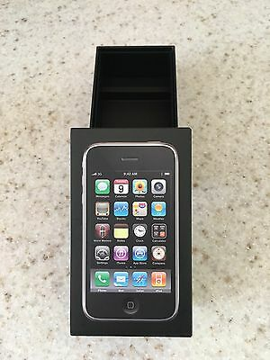 Apple IPhone 3G AT&T 8GB Original Black Box Only