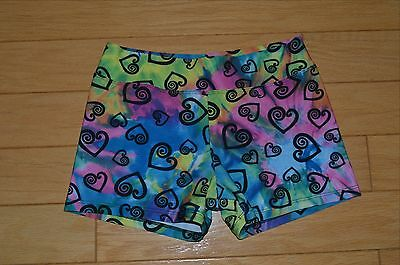 gymnastics shorts Trendy Trends Youth Large Dance New without tags