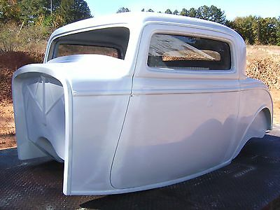 1932 Ford Other  1932 Ford three window coupe new fiberglass body, street rat hot rod project