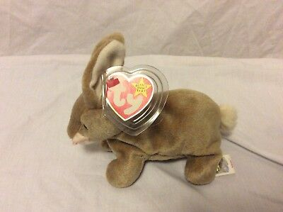 Rare Nibbly Beanie Baby With Errors!  New With Tags and Tag protector!