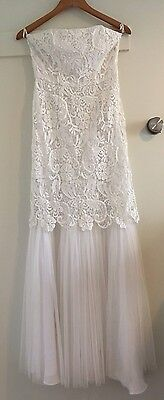 George White Evening/Engagement/Wedding/Party Gown Dress