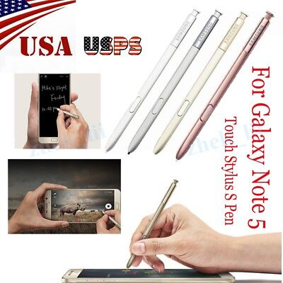17 Newest Stylus S Pen For Samsung Galaxy Note 5 AT & T Verizon Sprint T-Mobile