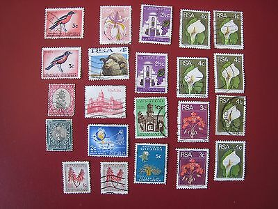 South Africa Stamps (22)