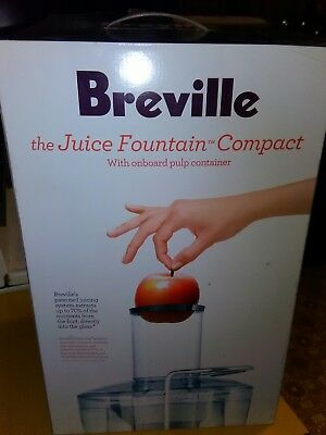 breville the juice fountain BJE200 brand new  bout to throw out. Any offers ?