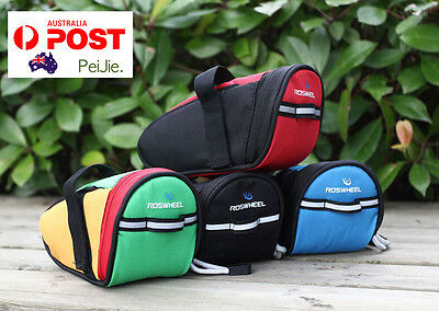 Roswheel Outdoor Cycling Bike Bicycle Saddle Bag Back Seat Tail Pouch Package