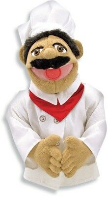 Melissa & Doug - Chef Puppet. Free Delivery