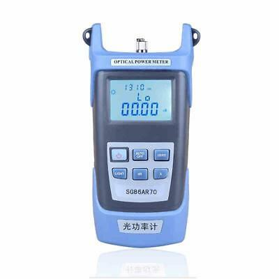 SG86AR70 Fiber Optical Power Meter 800~1700nm SC/FC Adapter Fiber Optical Test