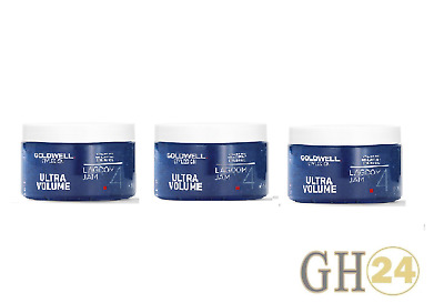 3x Goldwell Stylesign Ultra Volume Lagoom Jam  150ml Styling Gel original dt.