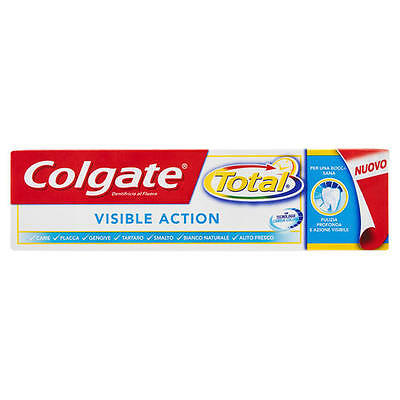 Colgate Dent.75Ml.total Visible Action