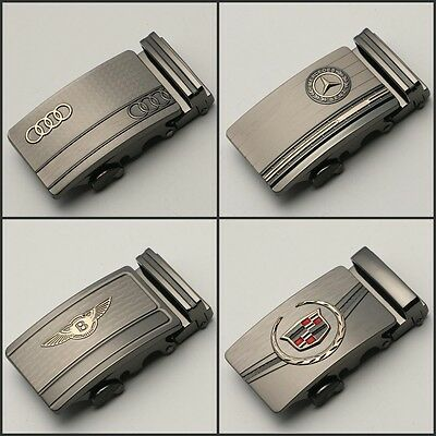 Fashion Automatic Belt Buckle Alloy Rachet Buckle For Mens Leather Belt