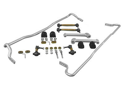 BSK016 Whiteline Front and Rear Sway/Anti-Roll Bar - Vehicle Kit