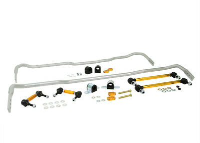 BWK002 Whiteline Front and Rear Sway/Anti-Roll Bar - Vehicle Kit
