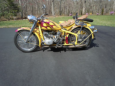 1968 Other Makes CJ750  motorcycle with sidecar