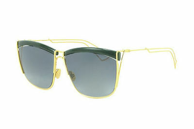 41faf89f818 New Genuine Christian Dior So Electric 26HHD 58 Dark Gold Women s Sunglasses