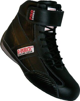 G-Force 0236100Bk Pro Series Black Size 100 Racing Shoes
