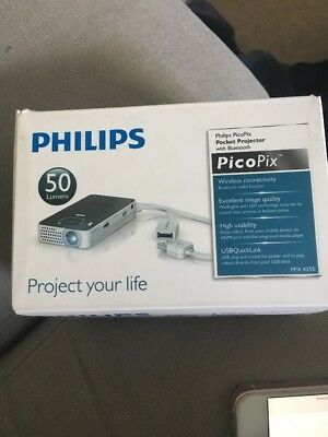 Philips Pico Pix Projector PPX4350