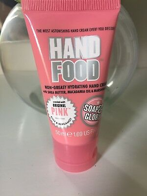 Soap and Glory Hand Food 50ml Hand Cream