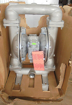 "Sandpiper 2"" Pump S20B1SGTANS100 Air Operated Diaphragm Pump Metallic"