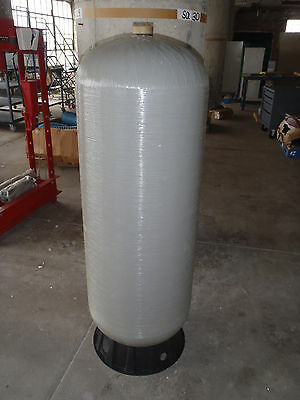 80 Gallon Vertical Fibrewound Contact Water Tank