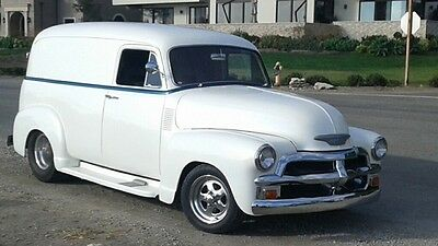 1954 Chevrolet Other Pickups  1954 Panel Truck Pro Street