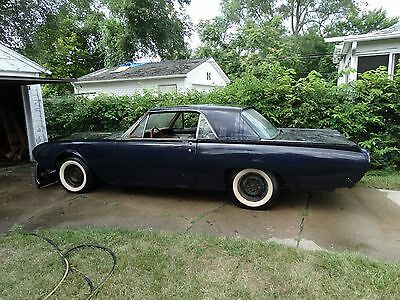 1963 Ford Thunderbird  Partially Restored 1963 Ford Thunderbird
