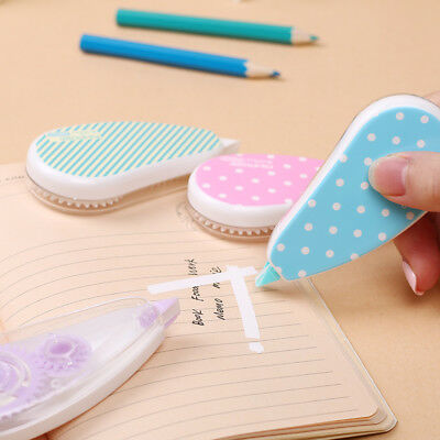 1PC 8M Lovely Correction Tape Kawaii Stationery Office School Supplies Material