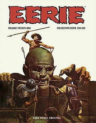 Eerie Archives Volume 21 Hardcover Book - Dark Horse Archives - Sealed