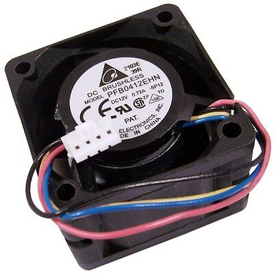 Tach and PWM Speed Control Delta PFB0412EHN-TP06 DC Fans 40x40X28mm 12V DC Fan with Speed Sensor