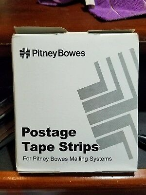 625-0 Pitney Bowes Genuine Postage Meter Tapes (Original Pitney Bowes)