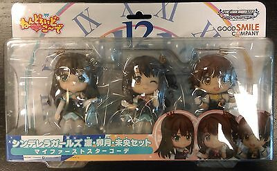 Nendoroid Co-de The Idolmaster Cinderella Girls Rin Uzuki Mio Good Smile Company