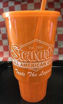 32oz. Stewarts Root Beer Cold Cup New