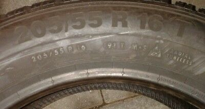 Continental WinterContact TS 850 205/55 R16 91T M+S