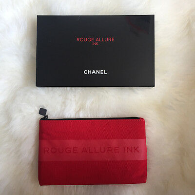 Trousse maquillage Chanel Rouge Allure Ink Neuf