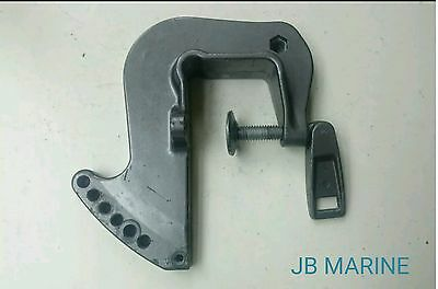 Tohatsu Nissan Transom Bracket Stern Clamp Mount 9.9hp 12hp 15hp 18hp Motor Part