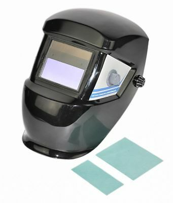 Auto Darkening Solar Powered Welders Welding Helmet Mask With Grinding 110x90