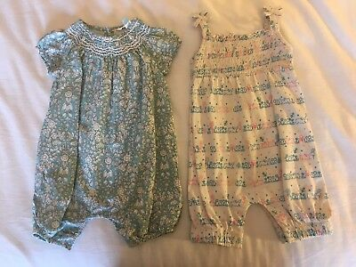 ** John Lewis Girls Bundle 3-6 Months**
