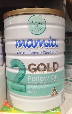 3x Mamia Gold 2 Follow On Premium Formula From 6 months