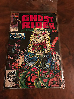 Marvel Comics The Original Ghost Rider Rides Again Part 7 Of 7 Comic Book Bagged