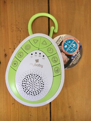 My Baby Sound Spa On The Go Soothing Sounds Music